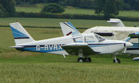 G-AVAX @ EGBW - Piper Pa-28-180 on a sunny Sunday afternoon at Wellesbourne