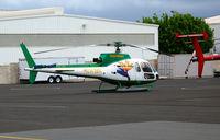 N141MK @ HNL - Makani Kai 1990 Eurocopter AS 350 BA @ Honolulu, HI - by Steve Nation