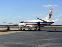 N304AE @ ACT - American Eagle at Waco Regional