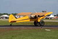N911BR @ LAL - Piper PA-18 Super Cub