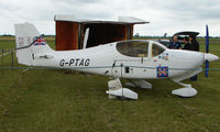 G-PTAG @ EGNW - Europa at Wickenby Wings and Wheels 2008