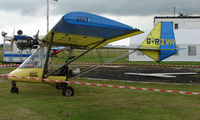 G-RIVR @ EGNW - Thruster 600N at Wickenby Wings and Wheels 2008