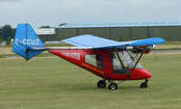 G-CCUZ @ EGNW - Thruster 600N at Wickenby Wings and Wheels 2008