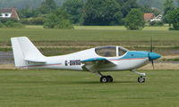 G-BWRO @ EGNW - Europa at Wickenby Wings and Wheels 2008