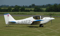 G-RATZ @ EGNW - Europa at Wickenby Wings and Wheels 2008