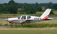 N34FA @ EGNW - Socata TB-20 at Wickenby Wings and Wheels 2008