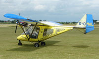G-OMAL @ EGNW - Thruster 600N at Wickenby Wings and Wheels 2008