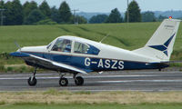 G-ASZS @ EGNW - 1965 Gardan GY80-160 at Wickenby Wings and Wheels 2008
