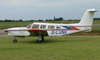 G-LUNA @ EGNW - Piper Pa-32RT-300T at Sturgate
