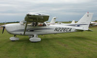 N226CA @ EGCS - Cessna 172S at Sturgate