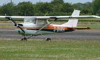 G-BHRH @ EGCS - Cessna 150K at Sturgate