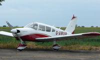 G-AWSM @ EGCS - Piper Pa-28-235 at Sturgate