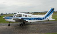 G-BODD @ EGCF - Piper Pa-28-161 at Sandtoft