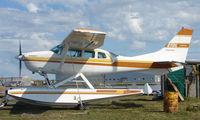 N5244Z @ LHD - Cessna U206G at Lake Hood