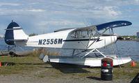 N2556M @ LHD - 1946 Piper Pa-12 at Lake Hood