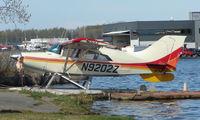 N9202Z @ LHD - Maule M-7-235B at Lake Hood