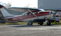 N9572G @ LHD - Cessna U206F at Lake Hood