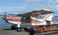 N6066M @ LHD - 1947 Stinson 108-3 at Lake Hood
