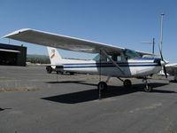 N6439M @ CCR - 1980 Cessna 152 #18 @ Concord-Buchanan field, CA - by Steve Nation