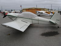 N70AC @ RHV - 2000 Stribling James L RV4 with cover @ Reid-Hillview Airport, San Jose, CA, CA - by Steve Nation