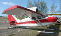 N6177M @ LHD - 1948 Stinson 108-3 at Lake Hood
