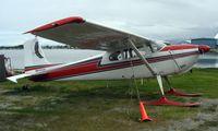 N6453A @ LHD - Cessna 182 at Lake Hood