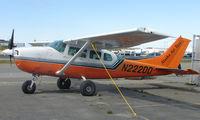 N222DD @ LHD - Cessna U206G at Lake Hood