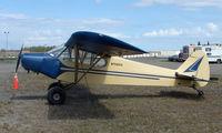 N70604 @ LHD - 1946 Piper J3C-65 at Lake Hood