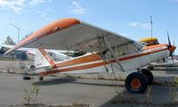 N9056Y @ LHD - 1980 Super Cub at Lake Hood