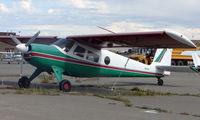 N6319V @ LHD - 1966 Helio H-295 at Lake Hood