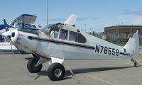 N78558 @ LHD - 1947 Piper Pa-12 at Lake Hood