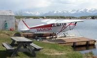 N4263H @ LHD - 1948 Piper Pa-14 at Lake Hood