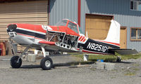 N8251G @ LHD - Cessna 188AG past its best at Lake Hood