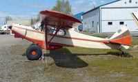 N1474C @ LHD - 1953 Piper Pa-18A at Lake Hood