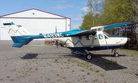 N493WC @ LHD - 1973 Cessna T337G at Lake Hood