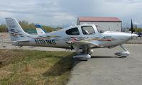 N191MS @ LHD - Cirrus SR22 at Lake Hood