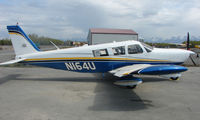 N164U @ LHD - Piper Pa32-260 at Lake Hood