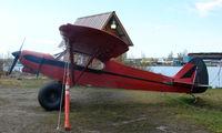 N2512A @ LHD - 1952 Piper Pa-18 at Lake Hood