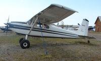 N2483C @ LHD - 1954 Cessna 180 at Lake Hood