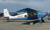 N3XV @ LHD - Helio H-295A at Lake Hood