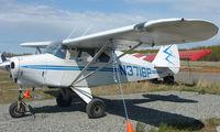 N3716P @ LHD - Piper Pa-22-150 at Lake Hood