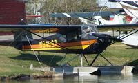 N94997 @ LHD - 1946 Taylorcraft BC12-D at Lake Hood