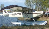 N3901M @ LHD - 1947 Piper Pa-12 at Lake Hood