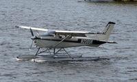 N2585R @ LHD - Cessna 182K at Lake Hood