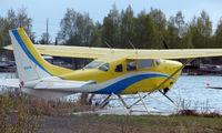 N7267N @ LHD - Cessna U206G at Lake Hood