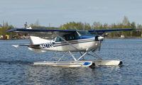 N4272Q @ LHD - Cessna U206F at Lake Hood