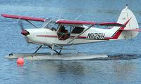 N1125H @ LHD - 1948 Aeronca 15AC at Lake Hood