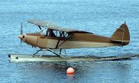 N3615M @ LHD - 1947 Piper Pa-12 at Lake Hood