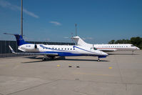 OE-IBR @ VIE - Embraer 135 - by Yakfreak - VAP