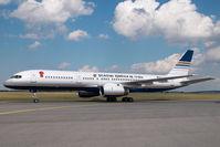 EC-ISY @ VIE - Priviledge Boeing 757-200